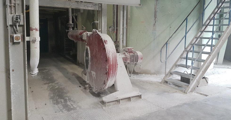 Pompy przewodowe Bredel zastępują pompy kawitacyjne i odśrodkowe w zakładach wytwarzających płyty betonowe