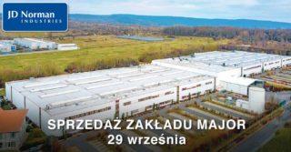 Sprzedaż zakładu produkcyjnego firmy JD Norman w Horselberg (Niemcy)