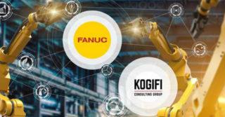 Kogifi dostarczy rozwiązania AR/VR, IoT i sztucznej inteligencji koncernowi Fanuc