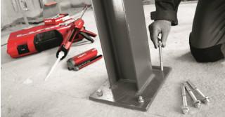 Hilti – system bezpiecznego kotwienia SafeSet