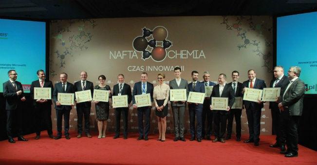 Uhonorowano innowatorów z branży chemicznej