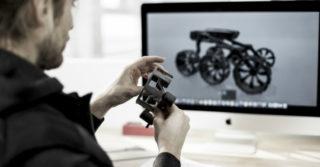 Sinterit Lisa 2 drukarka desktopowa 3D SLS