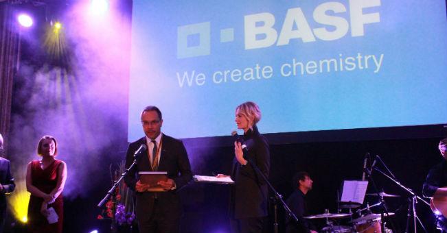 BASF Polska nagrodzona za zasługi dla rozwoju przemysłu chemicznego