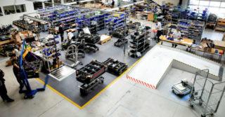 MiR ogłasza globalną współpracę z Faurecia, by zoptymalizować jej logistykę produkcji