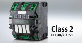 Dopuszczanie NEC Class 2 dla modułów MICO firmy Murrelektronik