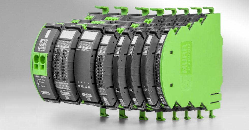 Murrelektronik: Mico Pro®: modułowy system monitorowania prądu