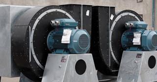 NYBORG-MAWENT / wentylatory dla przemysłu okrętowego, lądowego i offshore
