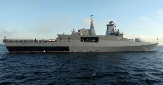 PGZ Stocznia Wojenna rozpoczęła próby zdawczo-odbiorcze okrętu ORP Ślązak