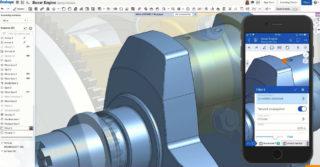 Modelowanie i zarządzanie danymi projektowymi w bezpiecznym obszarze roboczym w chmurze