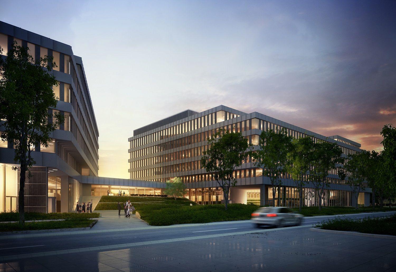 Schneider Electric prezentuje nową siedzibę