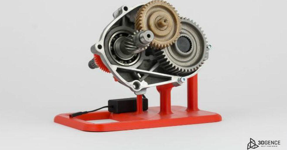 Druk 3D zmienia przemysł produkcyjny
