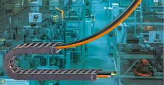 igus: przewody i systemy prowadników kablowych