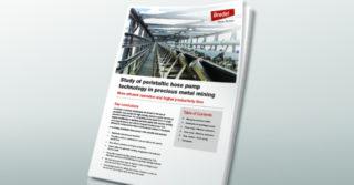 Wykorzystanie pomp w przemyśle wydobywczym – raport