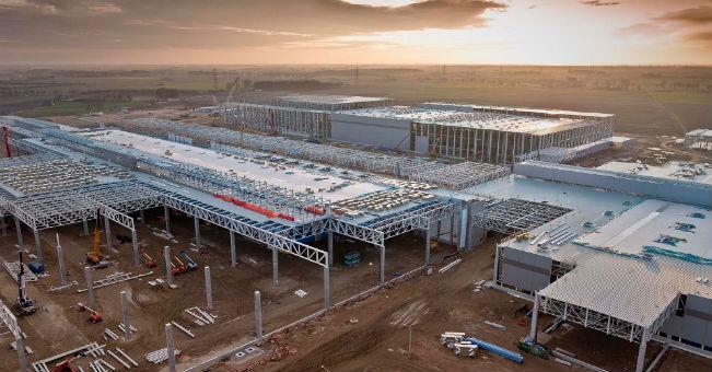 Volkswagen kończy hale produkcyjne