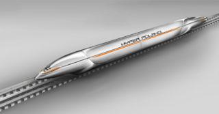 NCBR dofinansował kwotą 16,5 mln PLN polskiego hyperloopa