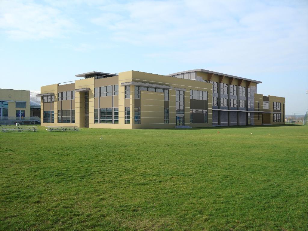 Ekologiczna American School of Warsaw