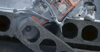 Przecinarki Husqvarna Construction do ciężkich prac remontowych