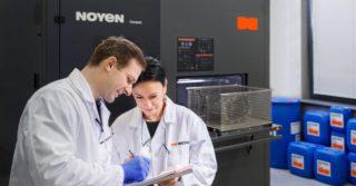 NOYEN rozpoczął produkcję preparatu do dezynfekcji do walki z COVID-19