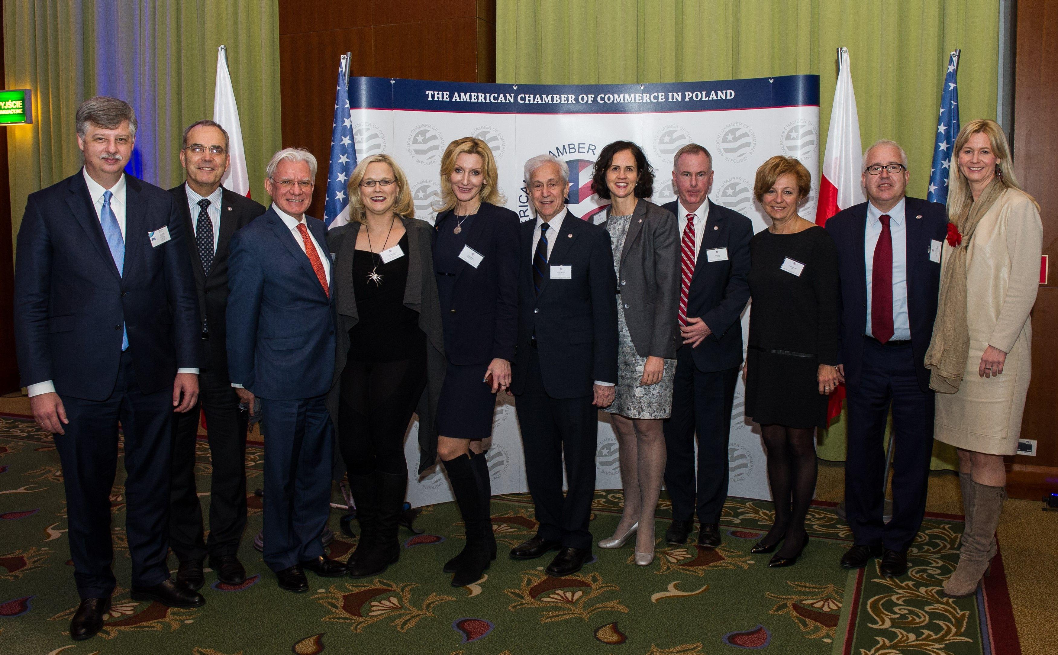 Nowa Rada Dyrektorów Amerykańskiej Izby Handlowej