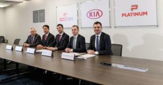 ORLEN OIL i KIA MOTORS Polska podpisują umowę o współpracy