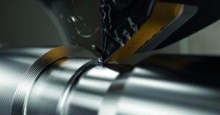Węglikowe płytki skrawające do zewnętrznego i wewnętrznego toczenia stali niskostopowych i niestopowych