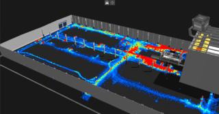 Jak lokalizacja w czasie rzeczywistym wewnątrz budynków zwiększa produktywność zakładu