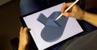 Zaprojektuj model 3D na tablecie za pomocą Shapr3D
