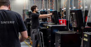Sinterit: krakowski producent drukarek 3D pozyskał 10 mln zł na rozwój firmy