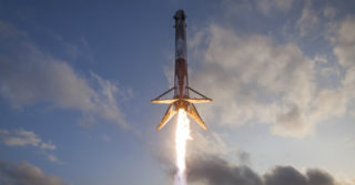 Polski satelita PW-Sat2 wyniesiony w kosmos przez rakietę Falcon 9