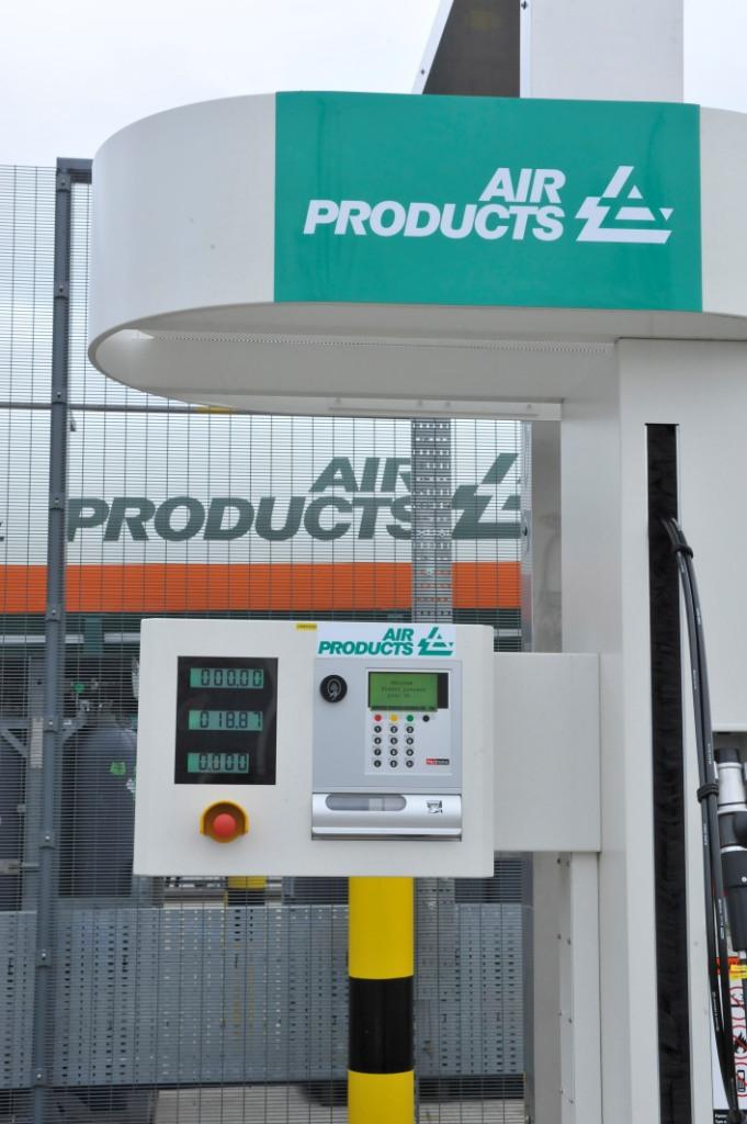 Konsorcjum firm pod przewodnictwem Air Products zbuduje pierwszy w Wielkiej Brytanii zintegrowany system transportu  z wykorzystaniem paliwa wodorowego