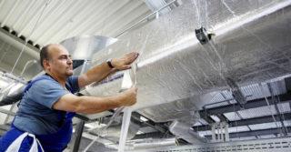 System TECLIT do izolacji instalacji chłodniczych i zimnej wody