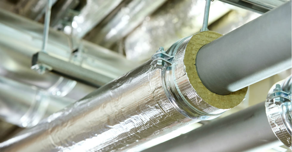 Przełomowy system do instalacji chłodniczych od ROCKWOOL
