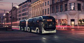 Wrocławska fabryka Volvo Buses dostarczy elektryczne autobusy miejskie do Skandynawii