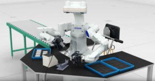 """Autonomiczny robot o """"ludzkich dłoniach"""" rewolucją w produkcji elektroniki?"""