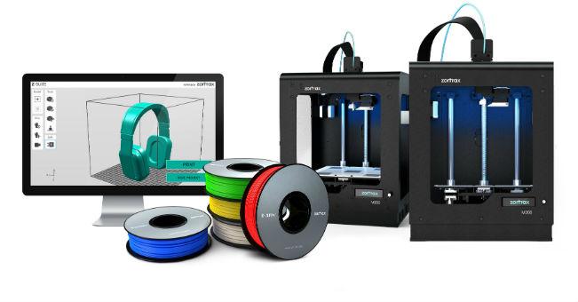 Zortrax wyposaża Mazowsze w drukarki 3D