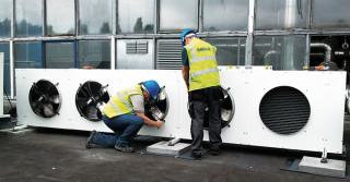 ACS: serwis urządzeń przemysłowych do klimatyzacji, chłodzenia i wentylacji