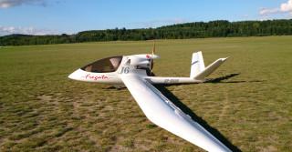 Motoszybowiec Fregata Aero Design – Niezwykłe konstrukcje z Polski