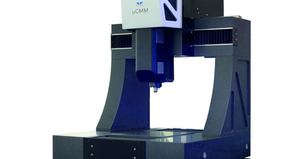 Wysoko precyzyjny optyczny system μCMM do pomiarów powierzchni materiałów
