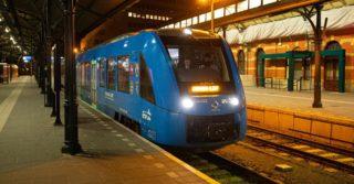 Testy pociągu wodorowego Alstom w Holandii zakończone sukcesem