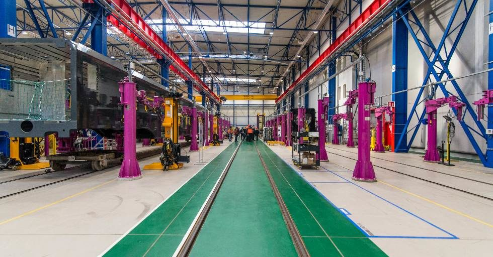 100% energii konsumowanej przez zakład Alstomu w Chorzowie pochodzi z odnawialnych źródeł