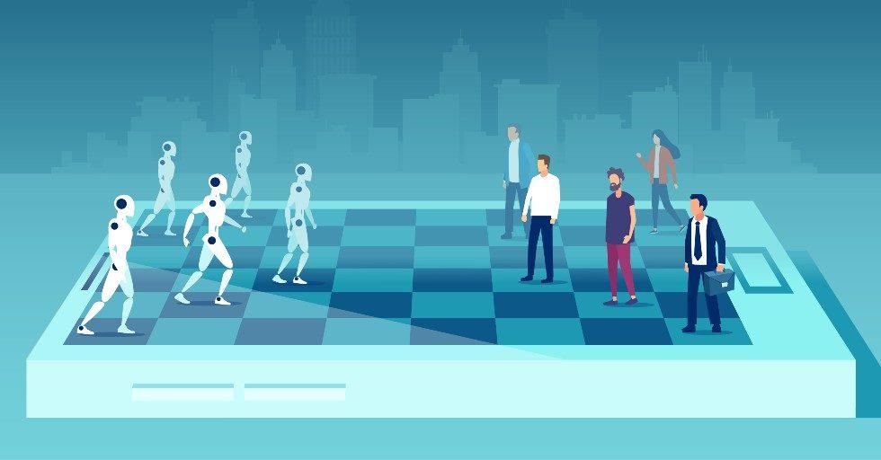 Automatyzacja i człowiek – kto kogo potrzebuje?