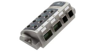 Moduły PROFINET push-pull IO-Link master: transmisja danych przez światłowody lub kable miedziane