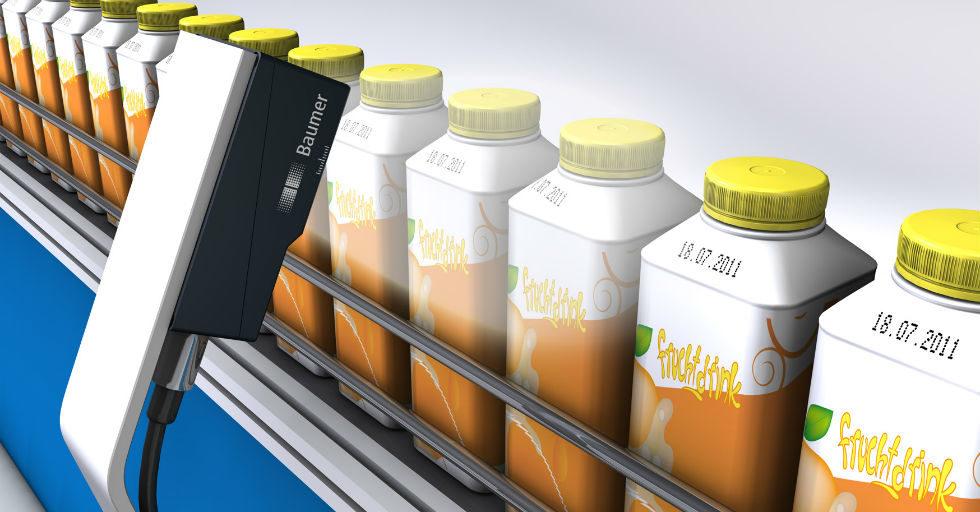 Monitoring nadrukowanych informacji na produkcie na linii produkcyjnej