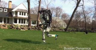 Boston Dynamics pokazali nowe możliwości robota ATLAS