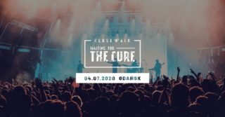 CAMdivision organizatorem koncertu LIVE z utworami The Cure w streamingu online