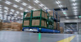 BMW opracowuje inteligentną fabrykę dla logistyki