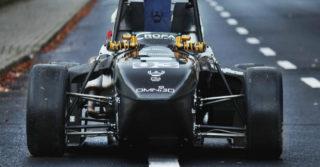 OMNI3D wydrukowało kolektor dolotowy dla bolidu wyścigowego z kompozytu wzmacnianego włóknami węglowymi