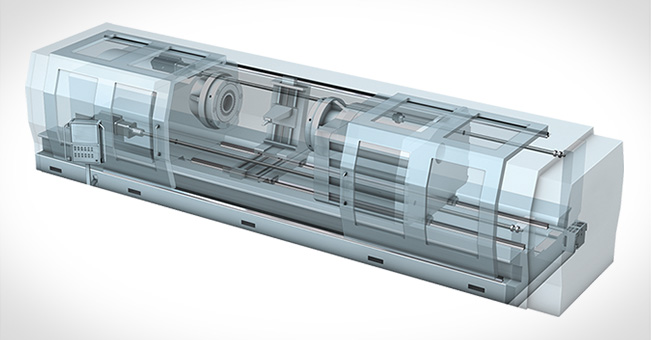 Bosch Rexroth – planetarny mechanizm śrubowy