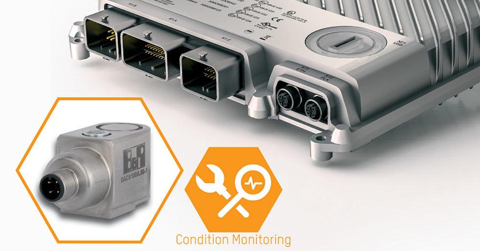 Predykcyjne utrzymanie ruchu oparte na monitorowaniu stanu maszyny z sercem systemu X90 B&R