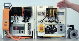 Inteligentna i zintegrowana technologia bezpieczeństwa dla maszyn i systemów